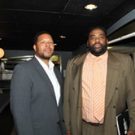 "Southern Principal Otis Hackney and Randolph Principal Daryl Overton • <a style=""font-size:0.8em;"" href=""http://www.flickr.com/photos/78140644@N03/7264244822/"" target=""_blank"">View on Flickr</a>"