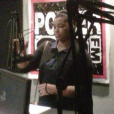 Chaya Cleveland at Power 99